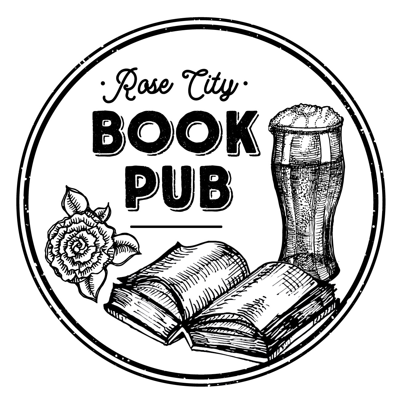 Rose City Book Pub - PDX Local